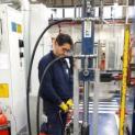 Stabilizzazione e consolidamento di una pavimentazione industriale con micropali precaricati SYSTAB.