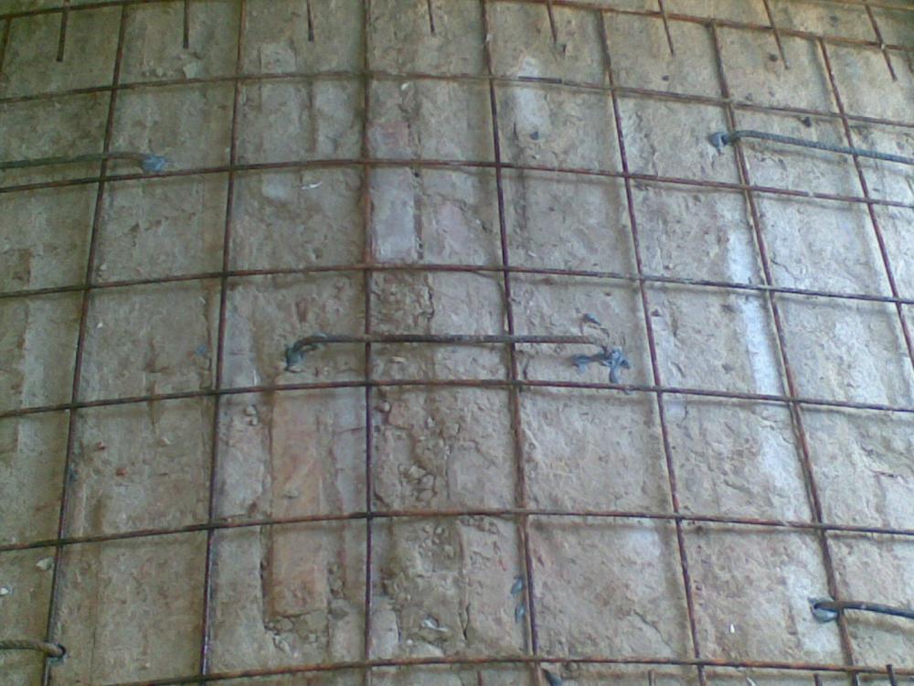 Consolidamento e ampliamento Museo del Vino Provincia di Chieti - Consolidamento estradosso volta in muratura a botte - Tollo (CH)